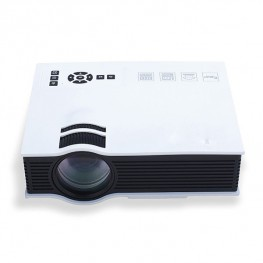 Mini LED Projector UC40 PLUS 800 Lumens - VGA/HDMI - 800x480p